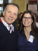 Iris Baumüller und Produzent Jan Fantl