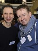 Die Castingdirectors Siegfried Wagner und Clemens Erbach