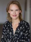 Schauspielerin Annika Olbrich, 2018 in Berlin